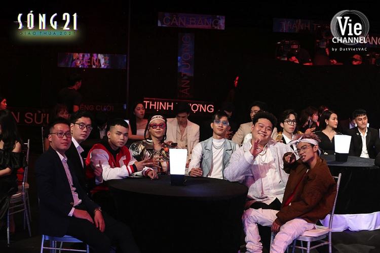 """Rap Việt trở lại đêm giao thừa Tết Tân Sửu có nguy cơ """"phá sóng"""" Táo quân 2021 - Ảnh 5."""