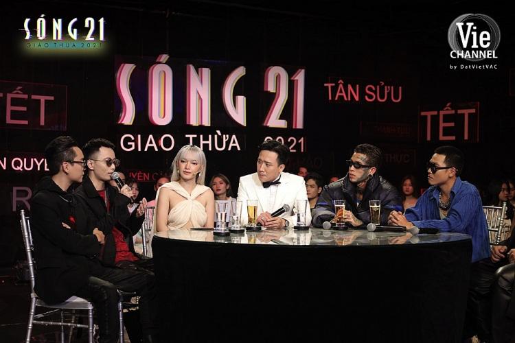 """Rap Việt trở lại đêm giao thừa Tết Tân Sửu có nguy cơ """"phá sóng"""" Táo quân 2021 - Ảnh 4."""