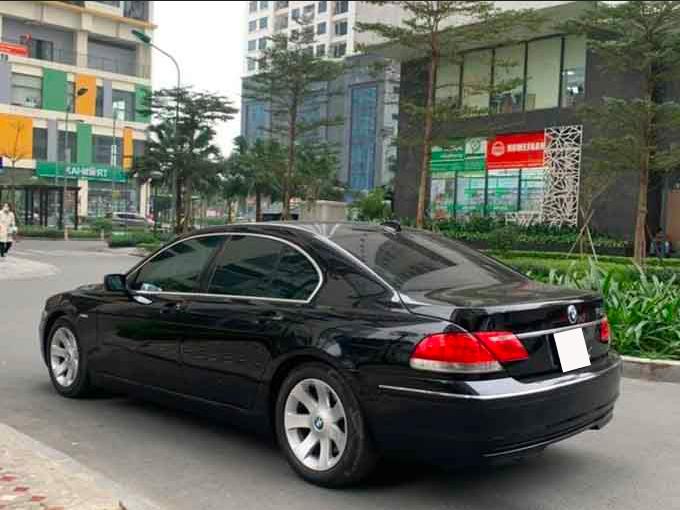 Bán gấp BMW 750i giá chưa tới 400 triệu, chủ xe chia sẻ: 'Xe mới, máy móc chưa từng sửa chữa' - Ảnh 4.