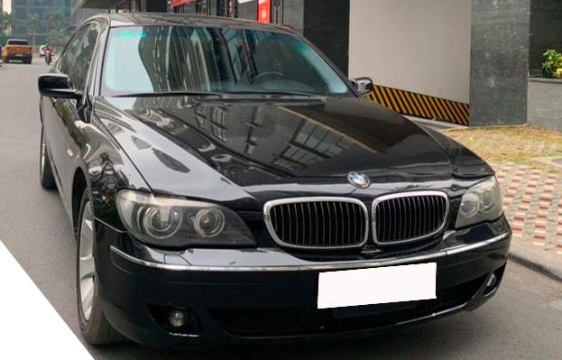 Bán gấp BMW 750i giá chưa tới 400 triệu, chủ xe chia sẻ: 'Xe mới, máy móc chưa từng sửa chữa' - Ảnh 1.