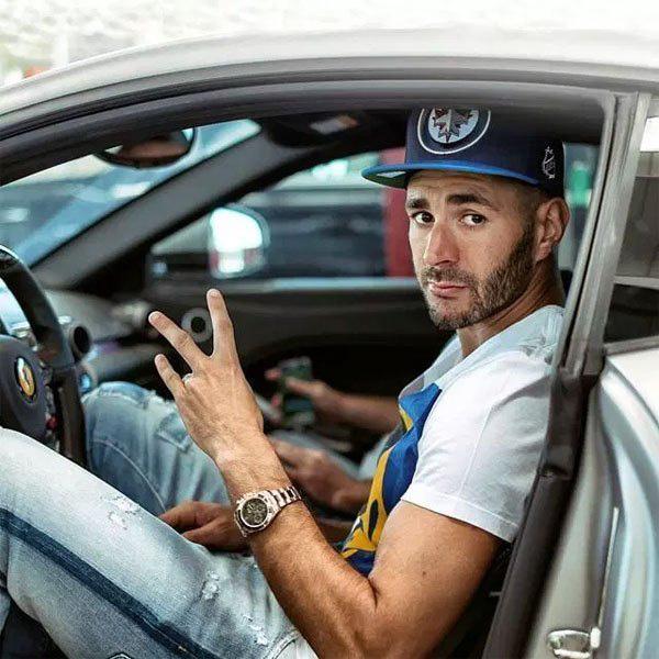 """Tay chơi siêu xe Karim Benzema: """"Đốt tiền"""" không kém Messi, Ronaldo - Ảnh 11."""