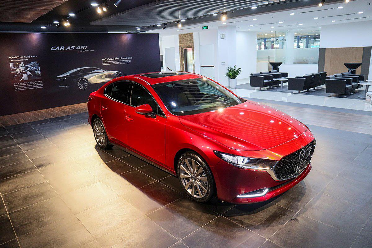 """Ngạc nhiên về độ """"ăn xăng"""" của Mazda3, Kia Cerato - Ảnh 1."""