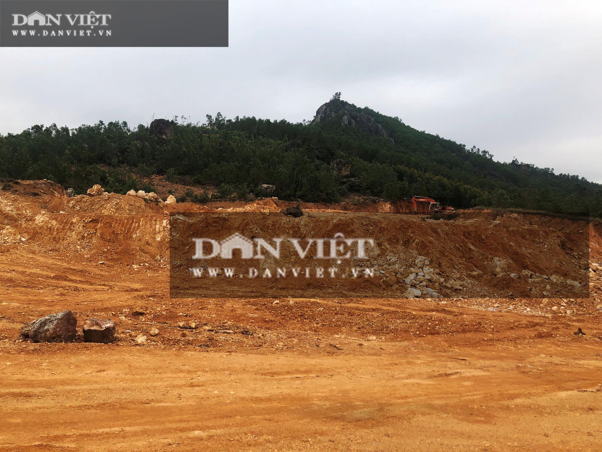 """Dùng """"đất lậu""""… thi công công trình Nhà nước hơn 12 tỷ đồng ở Bình Định: Có thể bị khởi tố? - Ảnh 3."""