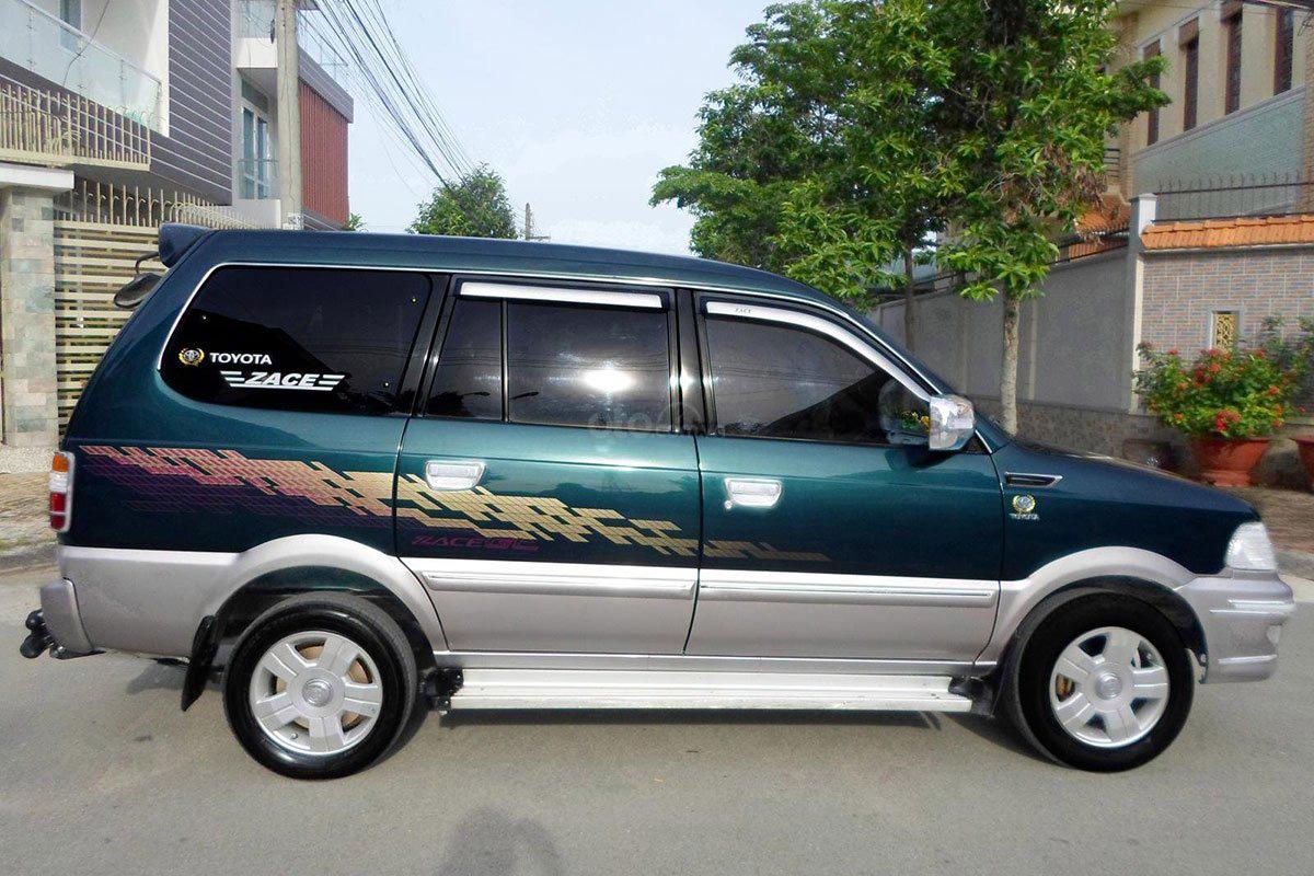 """Xe huyền thoại Toyota Zace sau 15 năm sử dụng, vẫn rao bán giá """"hoang đường"""" - Ảnh 3."""