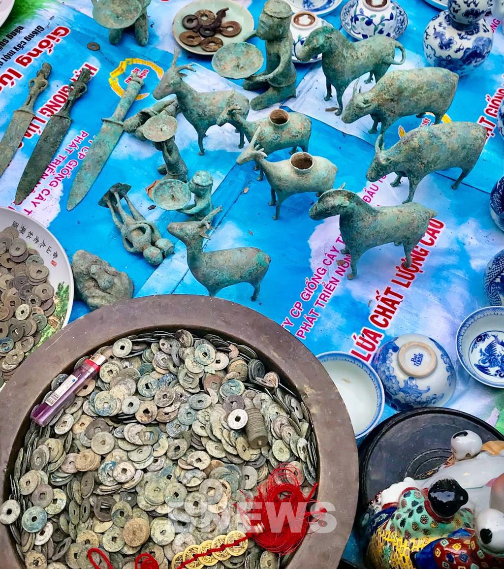 """Phiên chợ cực """"độc"""": Chỉ họp duy nhất 1 lần trong năm ở giữa lòng Thủ đô Hà Nội - Ảnh 10."""