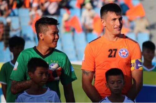 """Cầu thủ nhập tịch 36 tuổi Đỗ Merlo: Yêu Việt Nam và """"sát thủ"""" V.League - Ảnh 2."""
