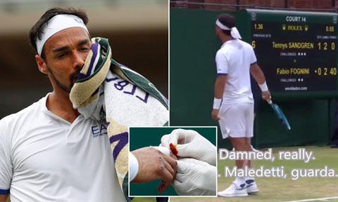Top 5 ngôi sao quần vợt trả giá đắt vì nổi khùng trên sân - Ảnh 4.