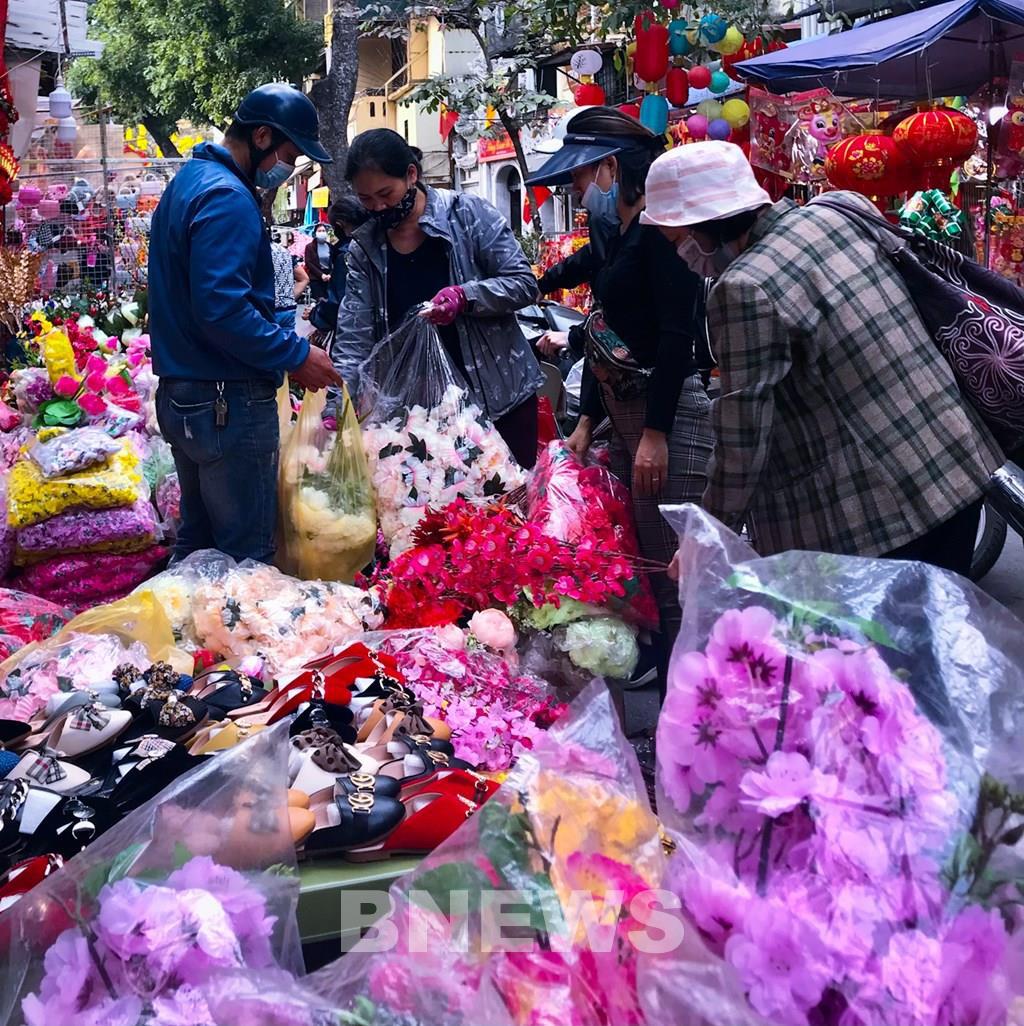 """Phiên chợ cực """"độc"""": Chỉ họp duy nhất 1 lần trong năm ở giữa lòng Thủ đô Hà Nội - Ảnh 5."""