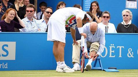 Top 5 ngôi sao quần vợt trả giá đắt vì nổi khùng trên sân - Ảnh 2.