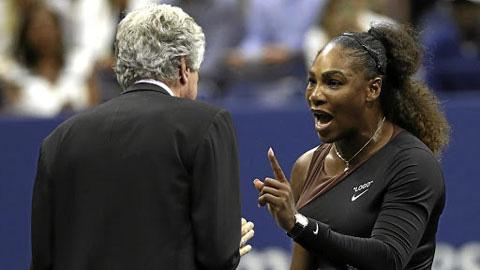 Top 5 ngôi sao quần vợt trả giá đắt vì nổi khùng trên sân - Ảnh 1.