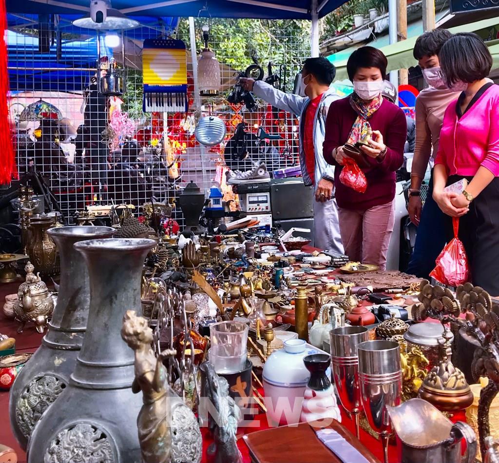 """Phiên chợ cực """"độc"""": Chỉ họp duy nhất 1 lần trong năm ở giữa lòng Thủ đô Hà Nội - Ảnh 8."""