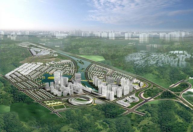 Hưng Yên: Kinh Bắc góp 1.080 tỷ đồng đầu tư siêu dự án quần thể công nghiệp – đô thị  - Ảnh 1.
