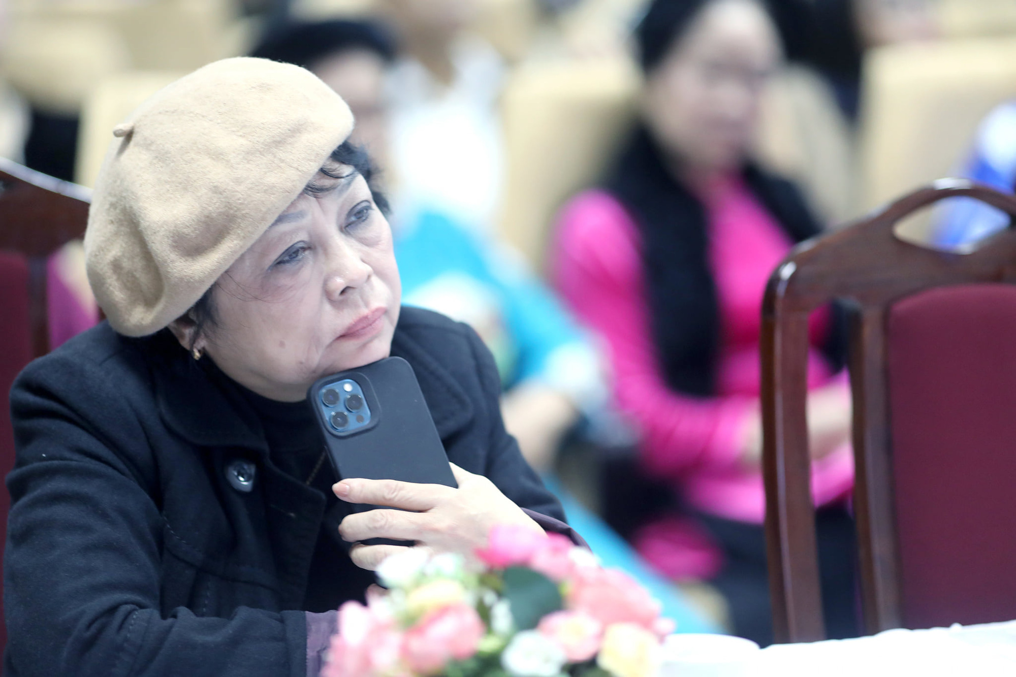 Xuân Tân Sửu: Xuân Bắc mong tìm khách cho nhà hát, Thu Quỳnh sợ shock khi con vào lớp 1 (Bài Tết) - Ảnh 5.