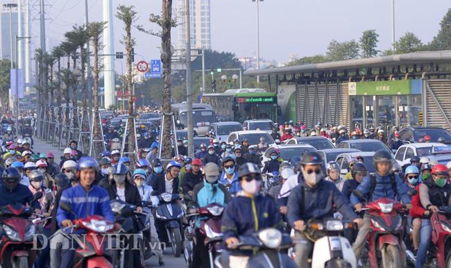 Người dân trở lại Hà Nội sau Tết Nguyên đán phải khai báo y tế ở đâu? - Ảnh 2.