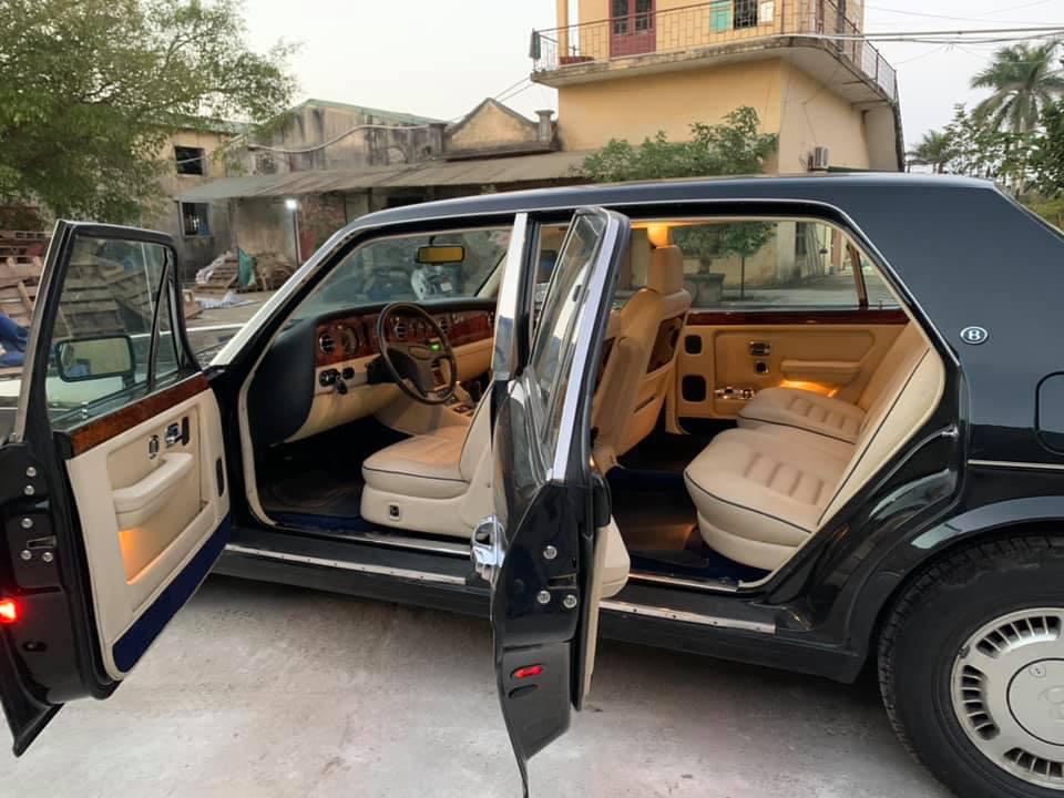 Rao Bentley Turbo gần 30 tuổi đắt hơn BMW 7-Series mới, người bán chia sẻ: Xe nguyên bản 100%, thế giới còn hiếm chứ đừng nói đến Việt Nam - Ảnh 4.