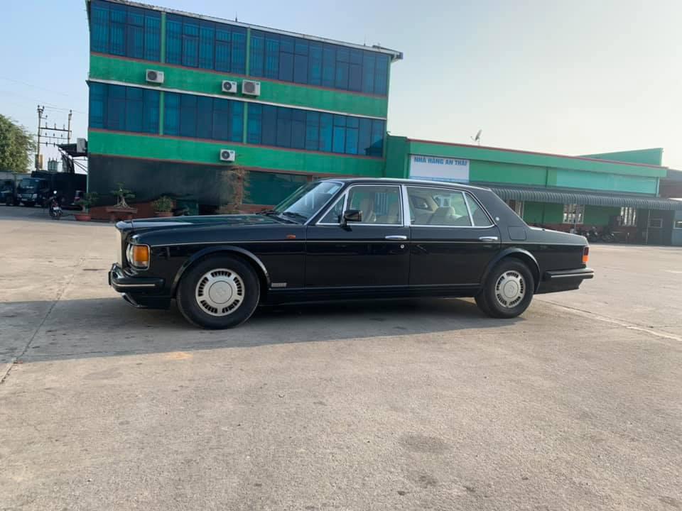Rao Bentley Turbo gần 30 tuổi đắt hơn BMW 7-Series mới, người bán chia sẻ: Xe nguyên bản 100%, thế giới còn hiếm chứ đừng nói đến Việt Nam - Ảnh 6.