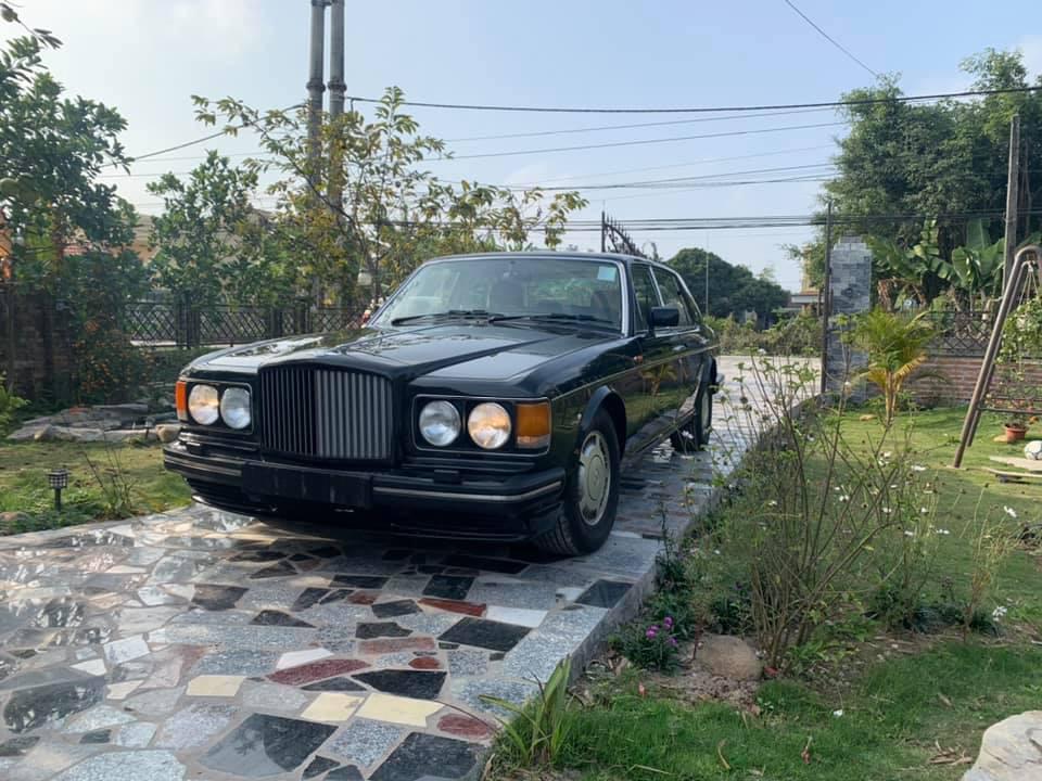 Rao Bentley Turbo gần 30 tuổi đắt hơn BMW 7-Series mới, người bán chia sẻ: Xe nguyên bản 100%, thế giới còn hiếm chứ đừng nói đến Việt Nam - Ảnh 2.