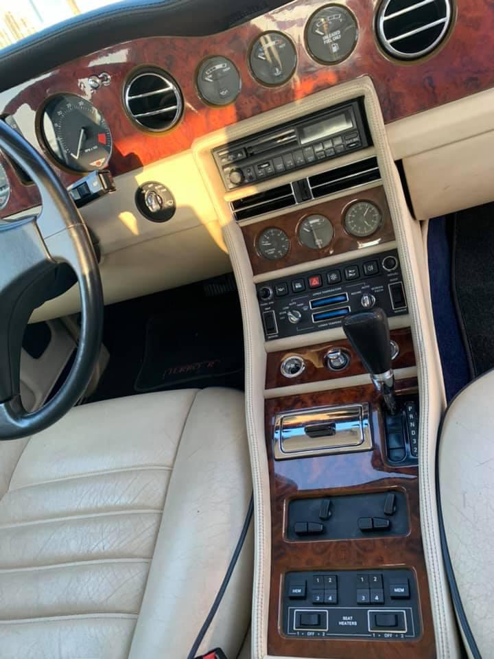 Rao Bentley Turbo gần 30 tuổi đắt hơn BMW 7-Series mới, người bán chia sẻ: Xe nguyên bản 100%, thế giới còn hiếm chứ đừng nói đến Việt Nam - Ảnh 5.
