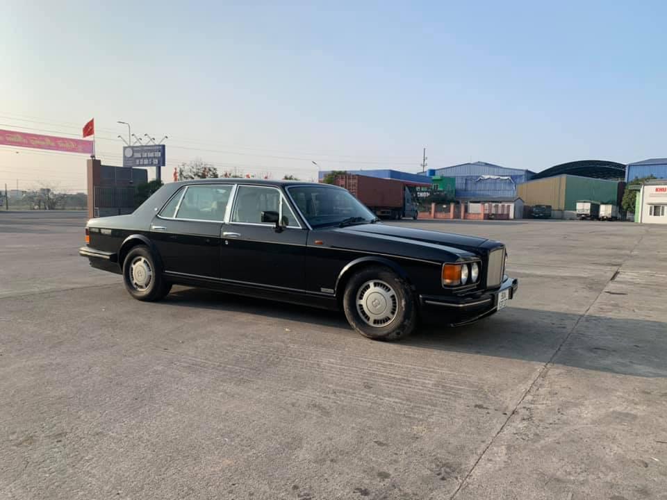 Rao Bentley Turbo gần 30 tuổi đắt hơn BMW 7-Series mới, người bán chia sẻ: Xe nguyên bản 100%, thế giới còn hiếm chứ đừng nói đến Việt Nam - Ảnh 3.