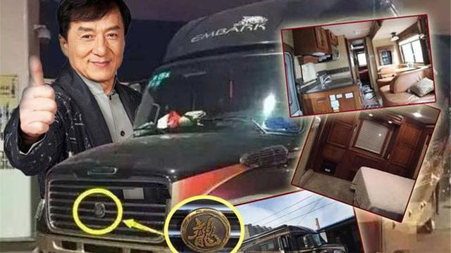 Thành Long sở hữu 400 triệu USD: Con trai nghiện ngập, con gái tự tử - Ảnh 1.