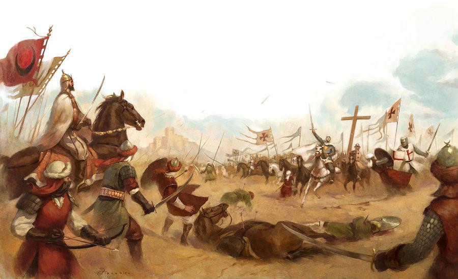 600 quân cảm tử của vua hủi đánh bại 26.000 quân của Saladin thế nào? - Ảnh 3.