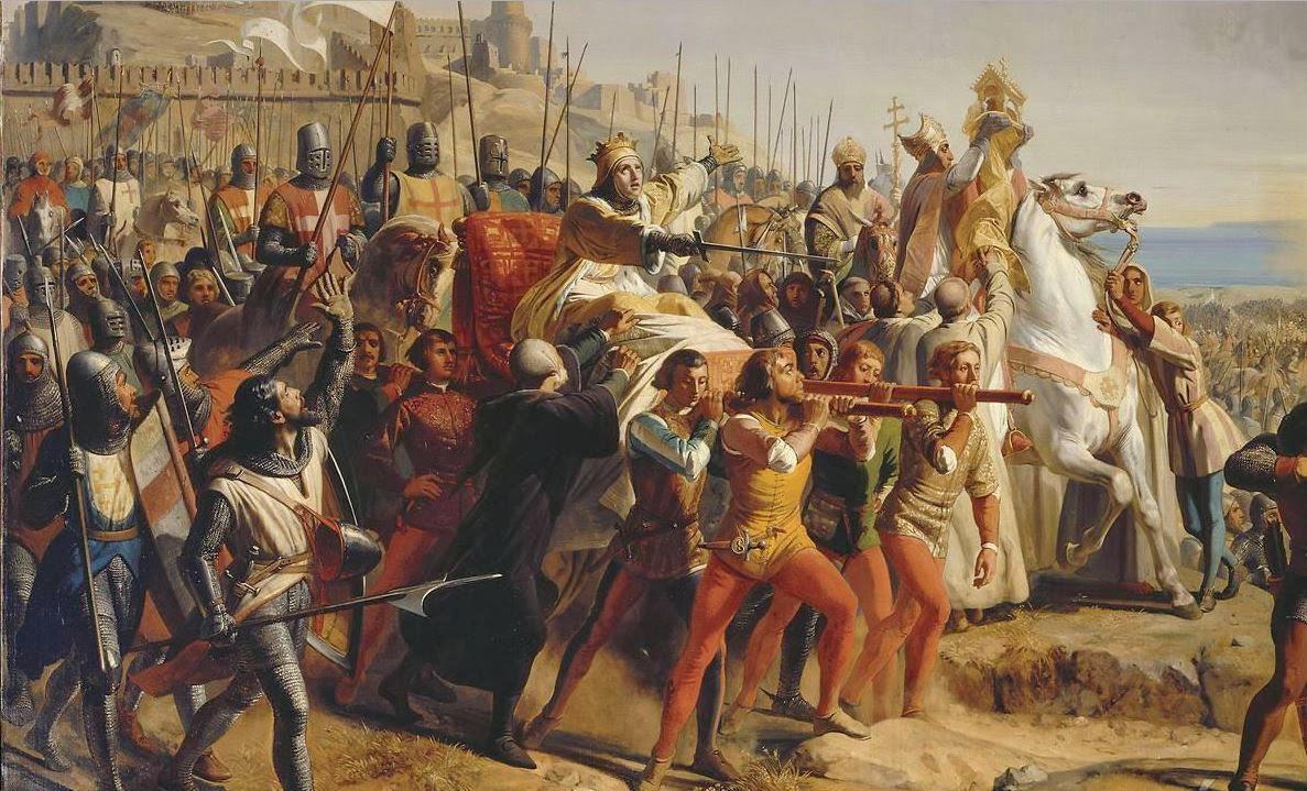 600 quân cảm tử của vua hủi đánh bại 26.000 quân của Saladin thế nào? - Ảnh 4.