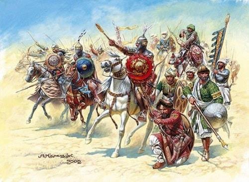 600 quân cảm tử của vua hủi đánh bại 26.000 quân của Saladin thế nào? - Ảnh 5.