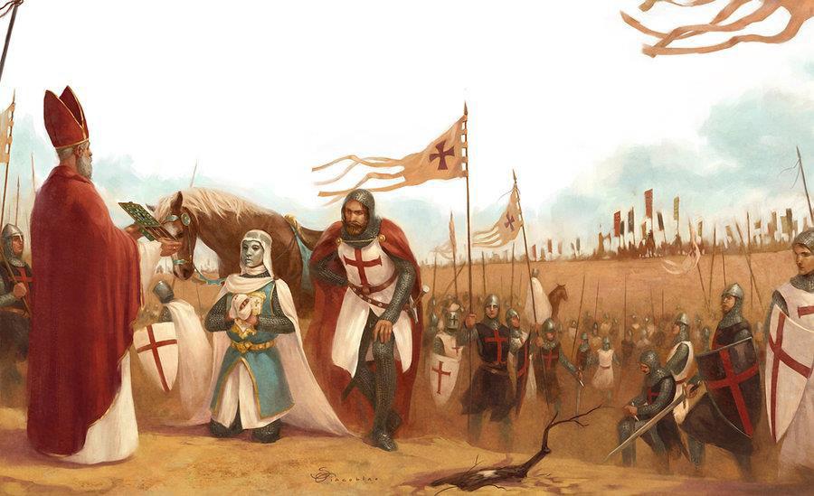 600 quân cảm tử của vua hủi đánh bại 26.000 quân của Saladin thế nào? - Ảnh 7.