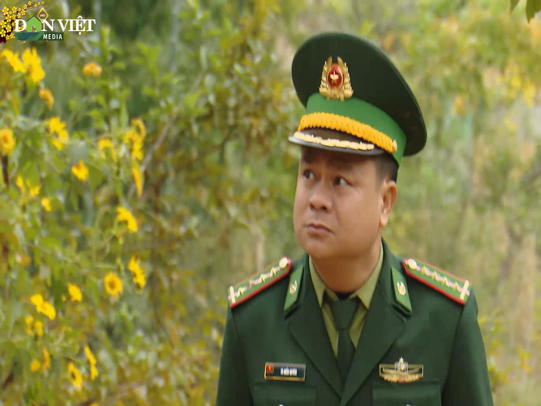 Người lính quân hàm xanh trong đồng bào nơi biên cương - Ảnh 2.