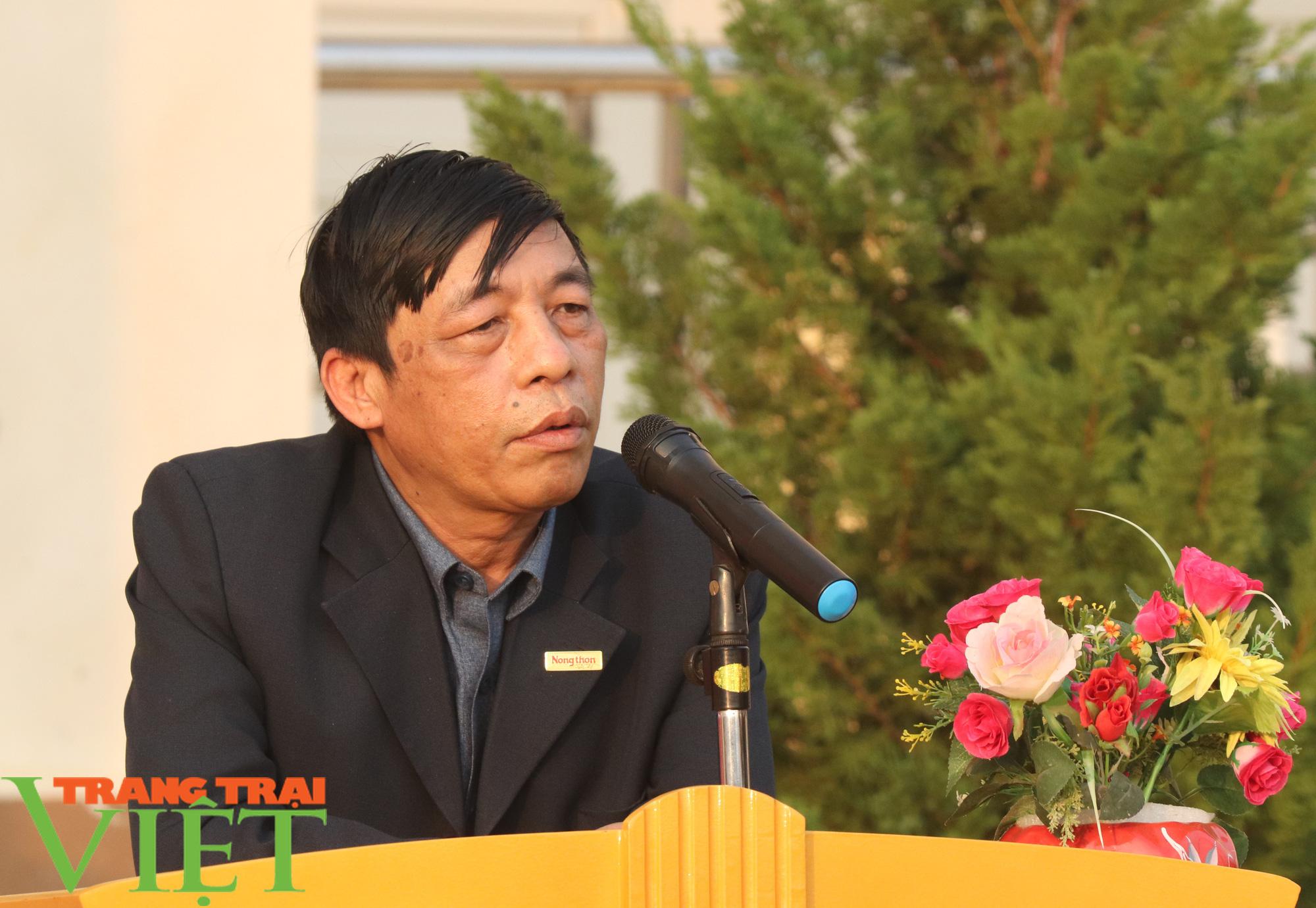 Báo NTNN/Dân Việt/Trang Trại Việt chung tay lo tết với nông dân nghèo Sơn La  - Ảnh 11.