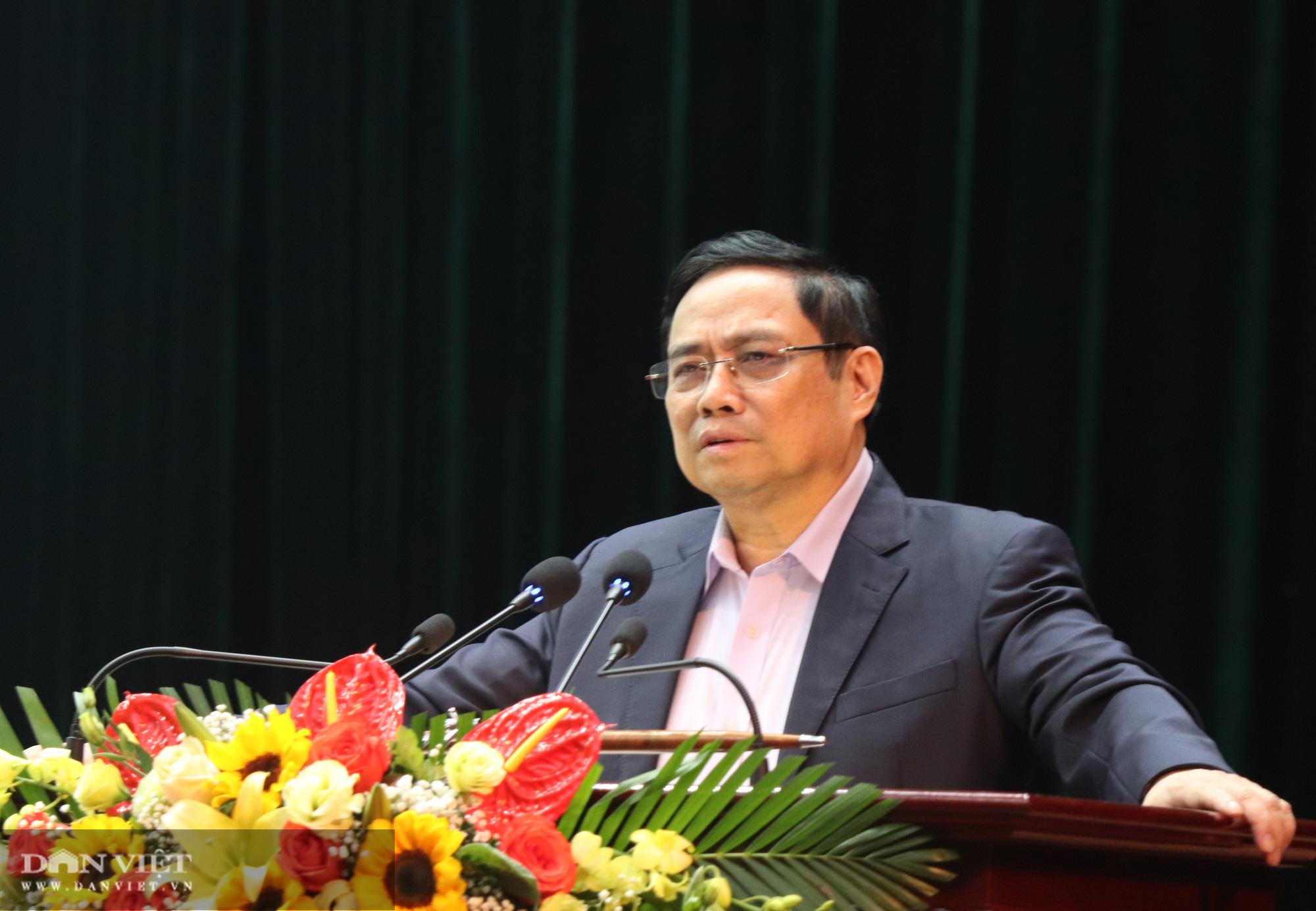 Trưởng ban Tổ chức Trung ương Phạm Minh Chính: Sơn La biết biến không thành có... - Ảnh 1.