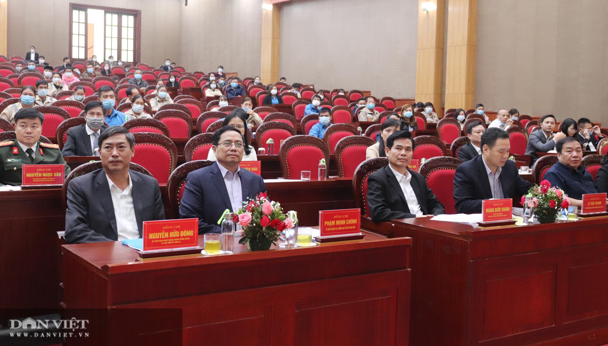 Trưởng ban Tổ chức Trung ương Phạm Minh Chính: Sơn La biết biến không thành có... - Ảnh 3.