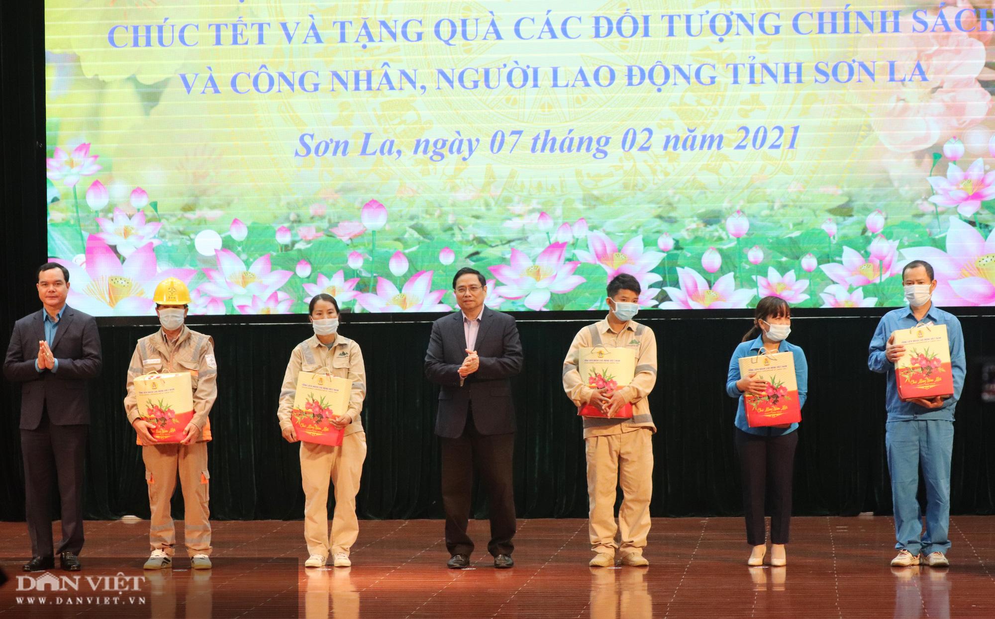 Trưởng ban Tổ chức Trung ương Phạm Minh Chính: Sơn La biết biến không thành có... - Ảnh 4.