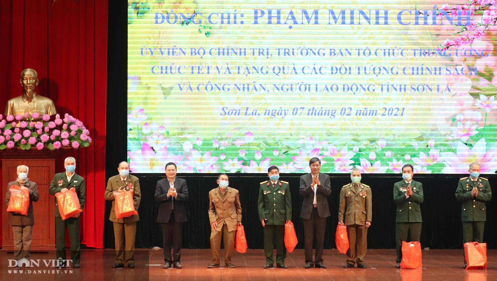 Trưởng ban Tổ chức Trung ương Phạm Minh Chính: Sơn La biết biến không thành có... - Ảnh 5.