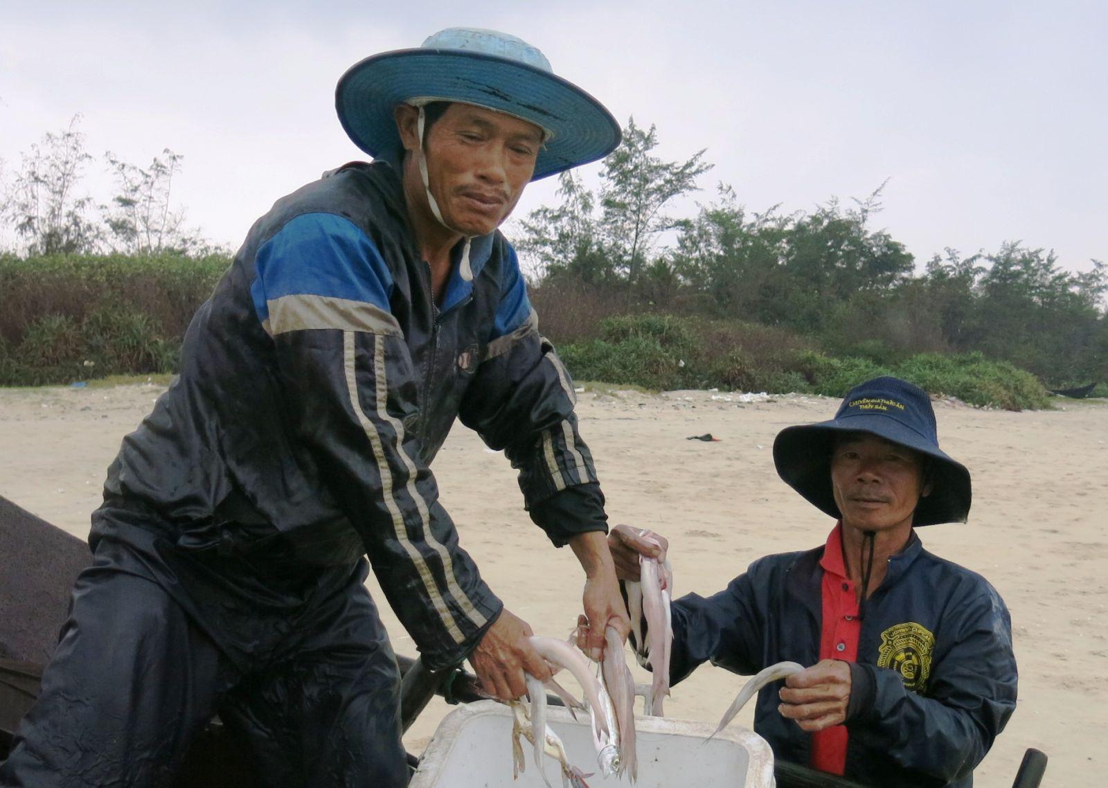 TT-Huế: Loài cá trước rẻ như cho nay thành đặc sản, có ngày trúng luồng cá dân kiếm được 30-50 triệu đồng - Ảnh 1.