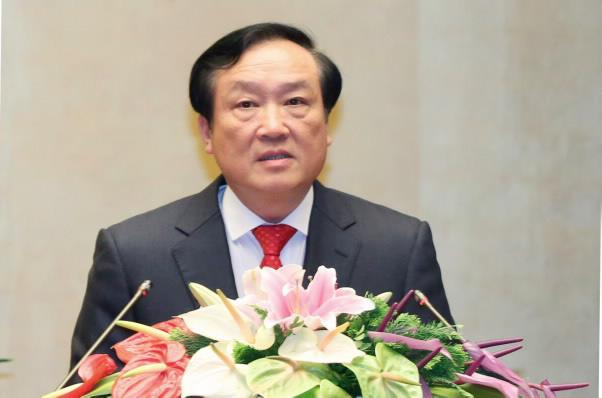 Chánh án Nguyễn Hòa Bình yêu cầu nóng với án tham nhũng lớn bị hoãn xử - Ảnh 1.