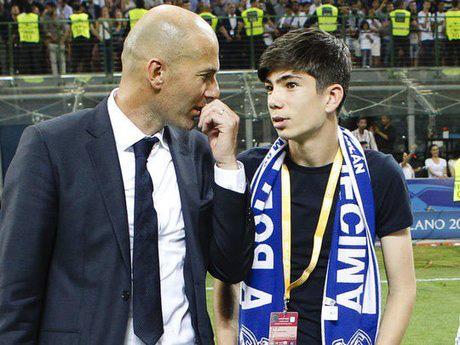 4 con trai của Zidane theo nghiệp bóng đá: Hổ phụ không sinh... hổ tử - Ảnh 9.