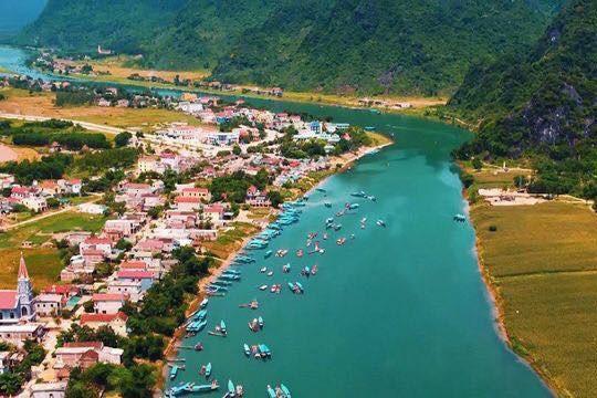 """Phong Nha đứng đầu danh sách những """"Địa điểm hiếu khách nhất"""" Việt Nam - Ảnh 1."""