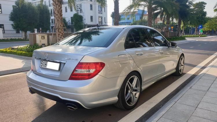 Sững sờ Mercedes C300 đời sâu chạy 8 vạn, giá ngang Cerato mới - Ảnh 5.