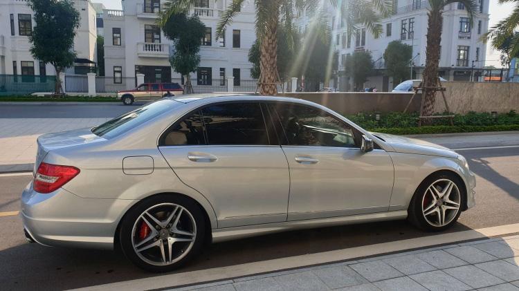 Sững sờ Mercedes C300 đời sâu chạy 8 vạn, giá ngang Cerato mới - Ảnh 6.