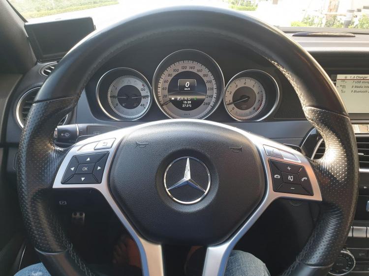 Sững sờ Mercedes C300 đời sâu chạy 8 vạn, giá ngang Cerato mới - Ảnh 9.