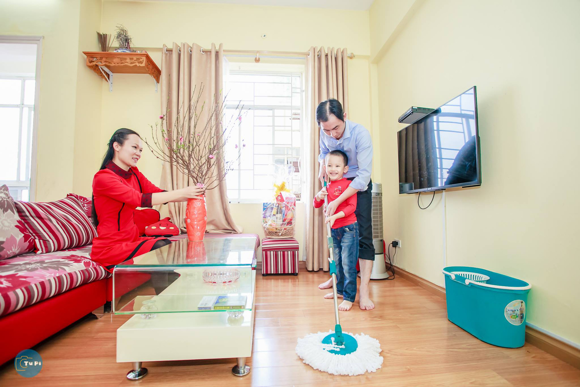 Chuyên gia phong thủy mách cách dọn dẹp nhà cửa để chiêu tài rước lộc năm Tân Sửu 2021 ít ai biết - Ảnh 2.