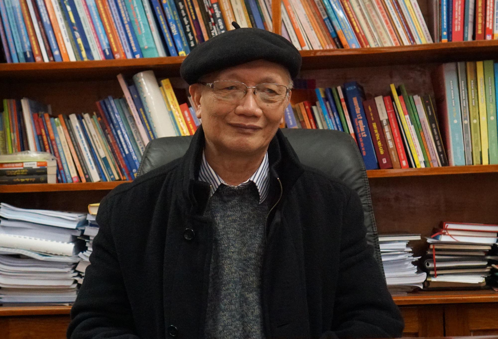 """TS. Nguyễn Tùng Lâm: """"Đừng để người tài đơn độc"""" - Ảnh 2."""