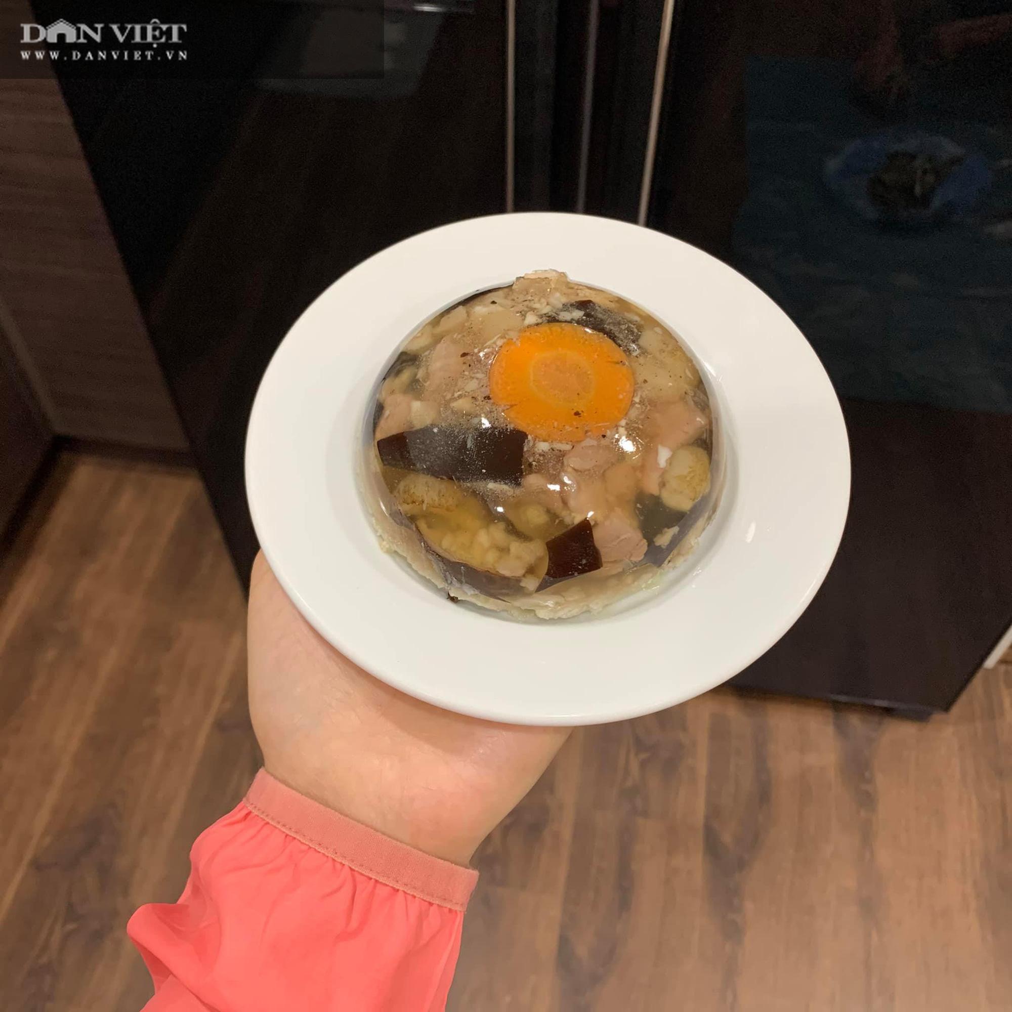 Bí quyết làm món thịt ngan nấu đông chuẩn vị cho mâm cỗ tết tròn đầy (Bài Tết) - Ảnh 3.