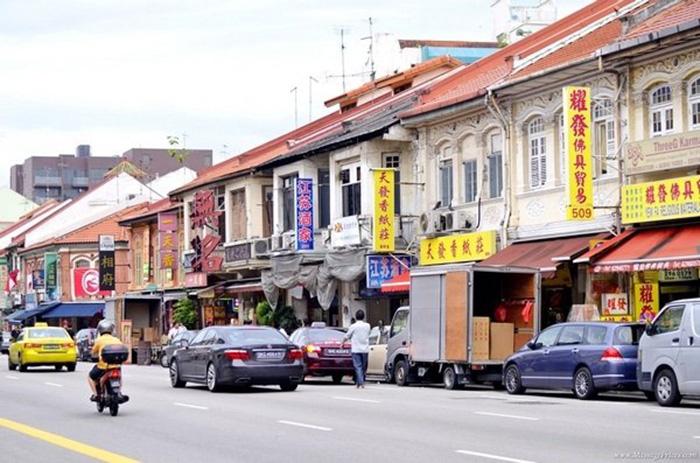 """Singapore: Khu đèn đỏ Geylang đã """"thay áo mới"""" ra sao - Ảnh 1."""