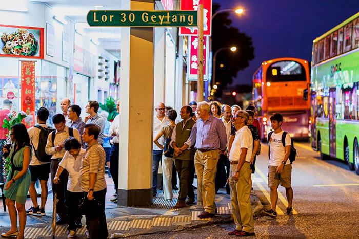 """Singapore: Khu đèn đỏ Geylang đã """"thay áo mới"""" ra sao - Ảnh 10."""