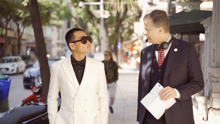 Clip hot: Trò chuyện và cùng nghe Đại sứ Mỹ chúc tết theo phong cách rap Việt - Ảnh 6.
