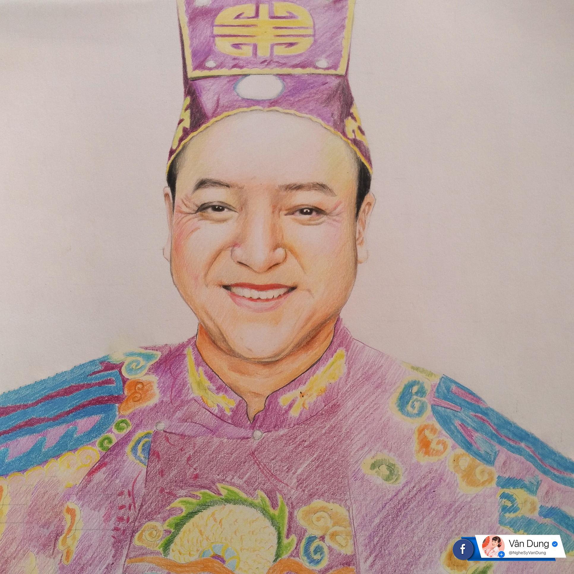 Dân mạng thích thú tranh fan vẽ Táo quân, Cô Đẩu lại giống Thảo Vân - Ảnh 3.