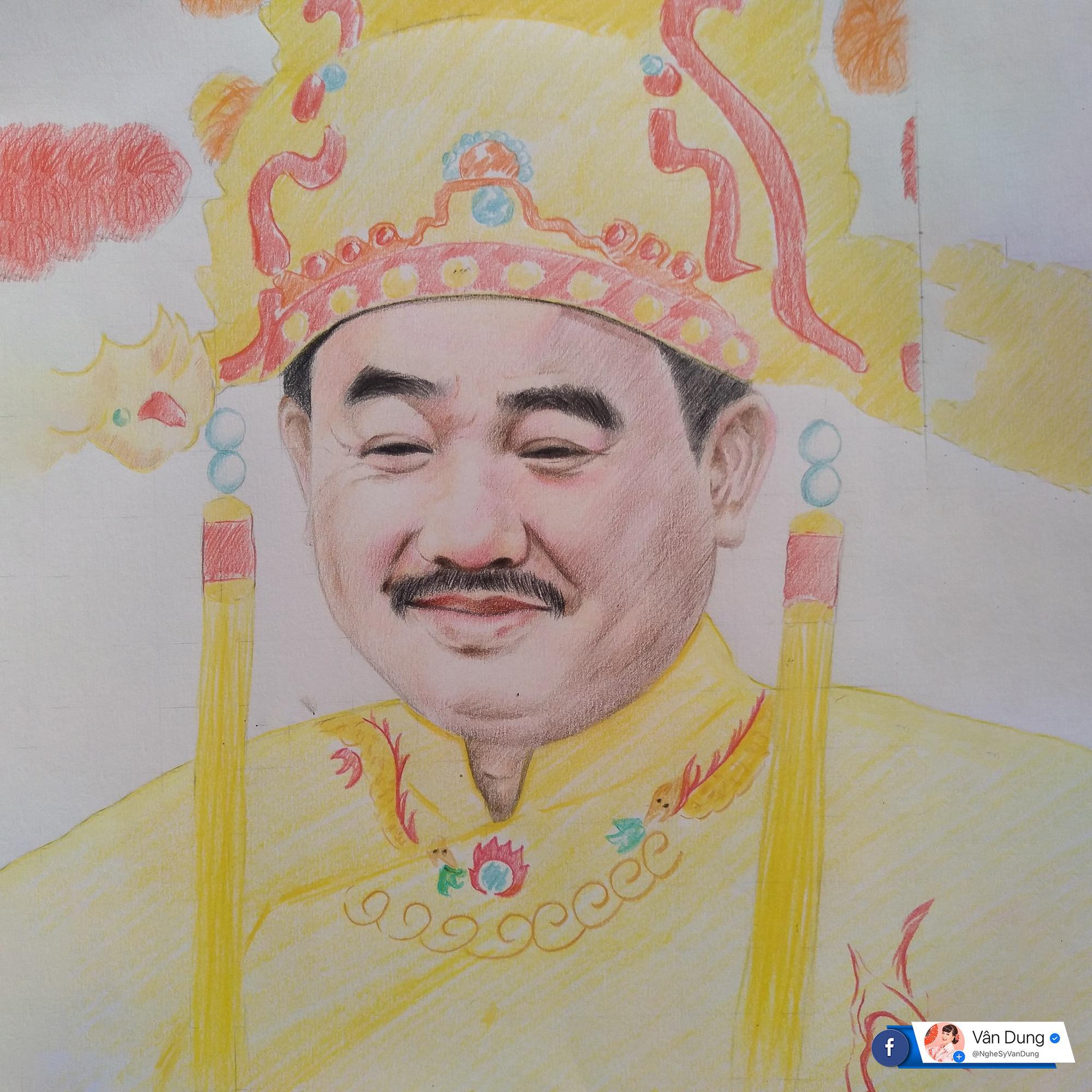 Dân mạng thích thú tranh fan vẽ Táo quân, Cô Đẩu lại giống Thảo Vân - Ảnh 6.