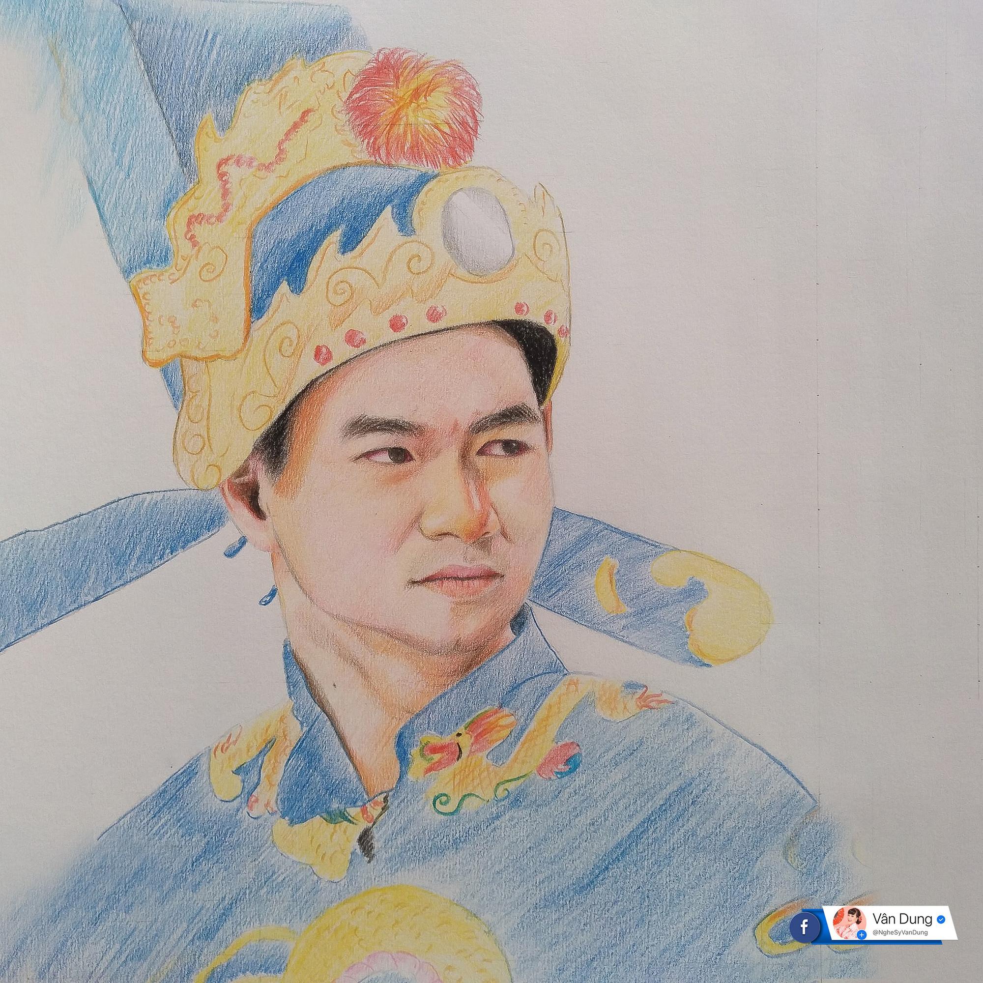 Dân mạng thích thú tranh fan vẽ Táo quân, Cô Đẩu lại giống Thảo Vân - Ảnh 7.